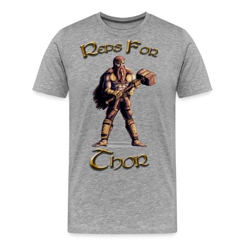 Reps For Thor - Premium T-skjorte for menn