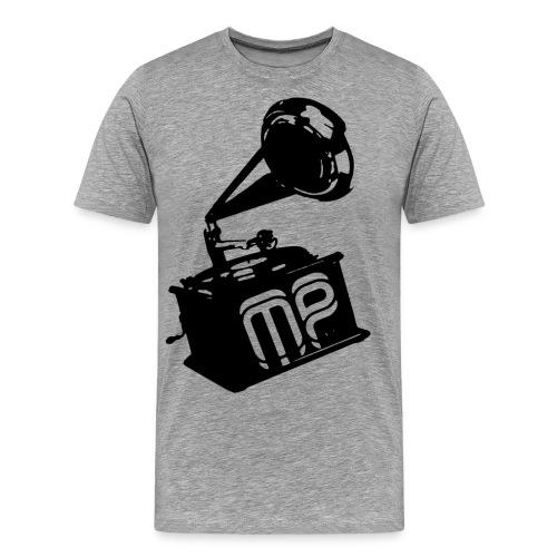 Musikpropaganda - Männer Premium T-Shirt