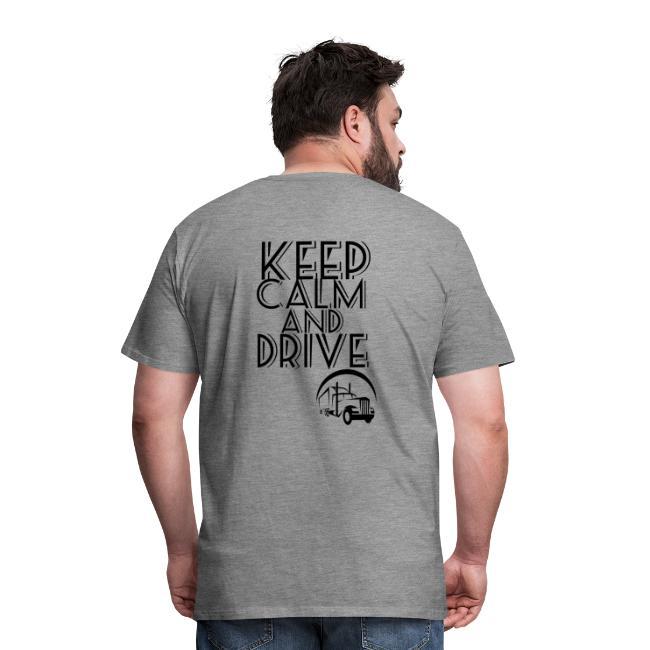 Keep Calm and drive