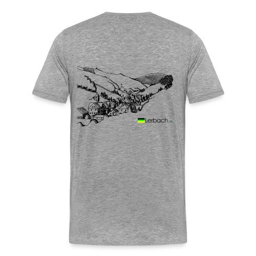 Lerbachtal - Männer Premium T-Shirt