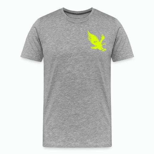 Eagle Fly - Männer Premium T-Shirt