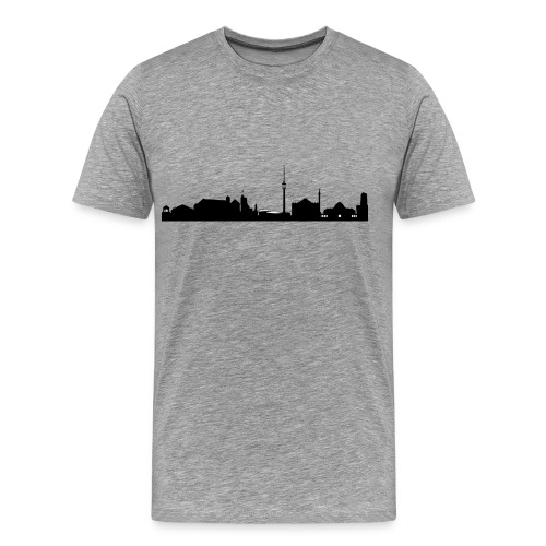 MSGQ 269 1 png - Männer Premium T-Shirt