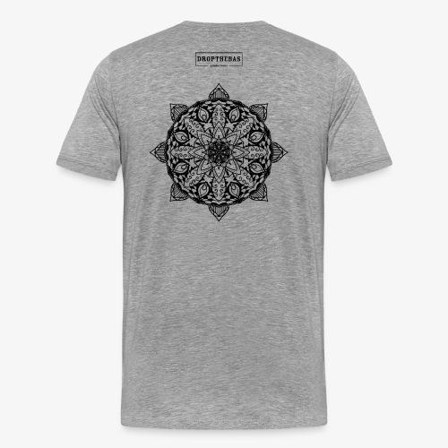 mandala - Mannen Premium T-shirt