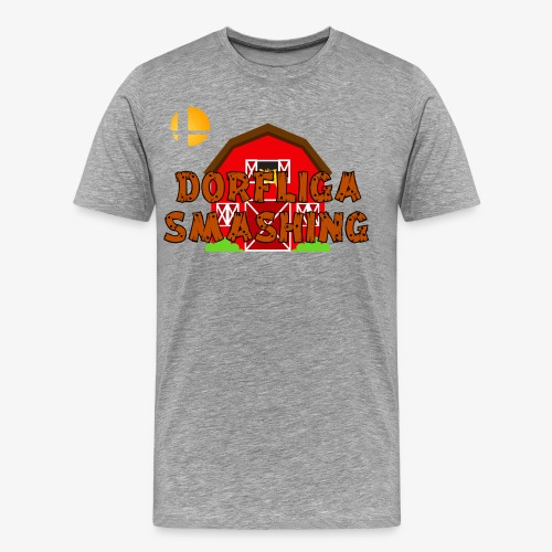 Haus png - Männer Premium T-Shirt