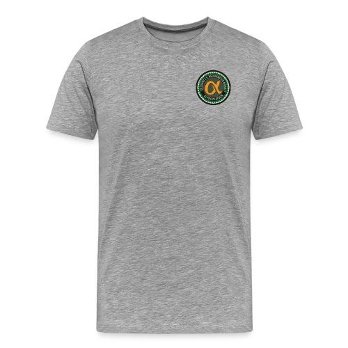 alpha-patch - Männer Premium T-Shirt