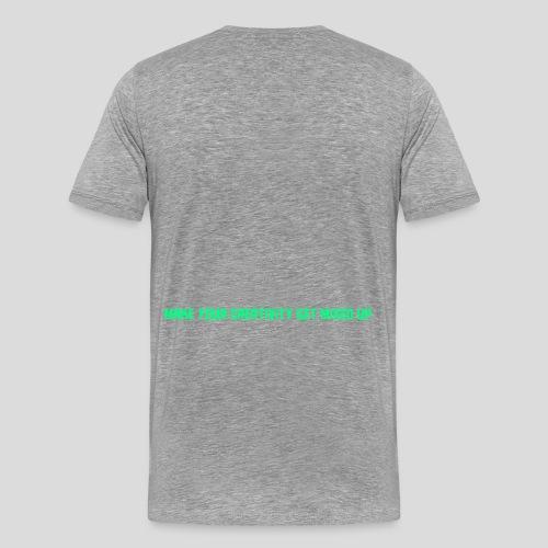 Get Mixed Up - Men's Premium T-Shirt
