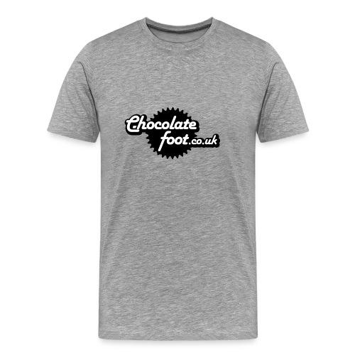 bw logo - Men's Premium T-Shirt