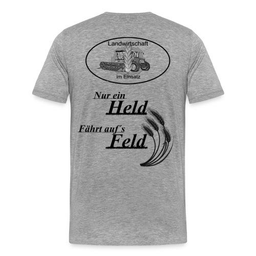 Shirt SW v1 2 png - Männer Premium T-Shirt