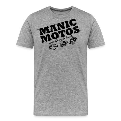 Supermotosweden_white - Men's Premium T-Shirt