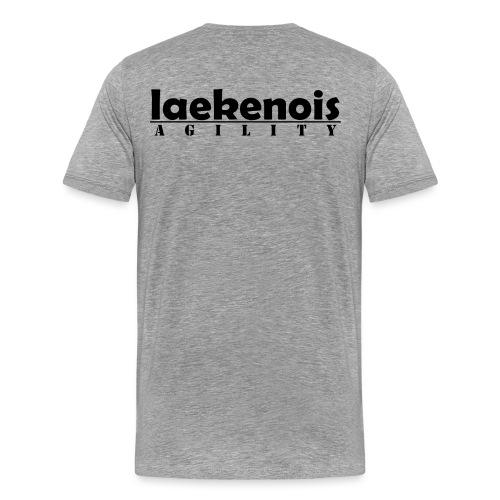 agility laek1 - T-shirt Premium Homme