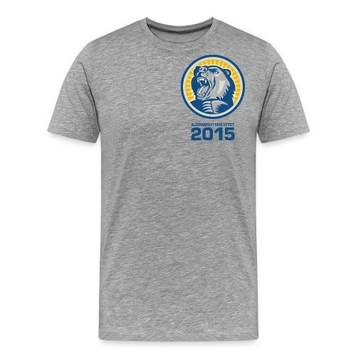 bbl tshirt fram png - Premium-T-shirt herr