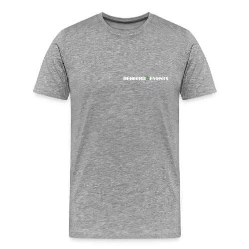 beheerd uitknop - Mannen Premium T-shirt