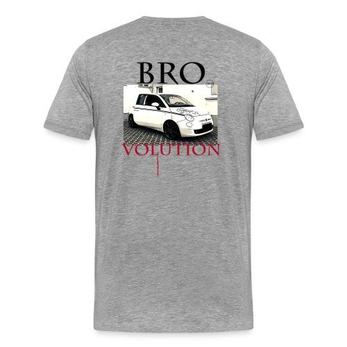 Bro 2K19 Brovolution 500 Style - Männer Premium T-Shirt