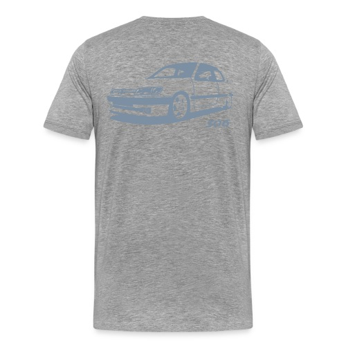 peugeot306 - Men's Premium T-Shirt