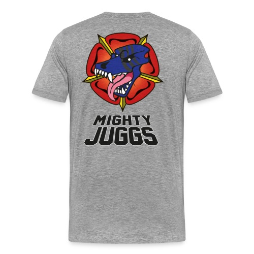 logobunt png - Männer Premium T-Shirt