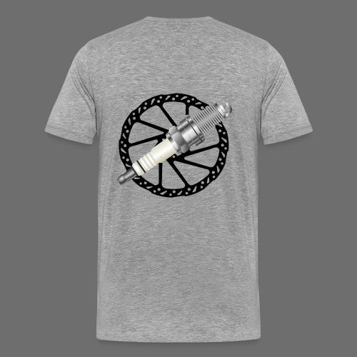 3000x3000 - Männer Premium T-Shirt