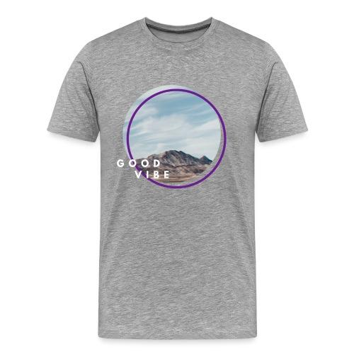 tshirt circle png - Männer Premium T-Shirt