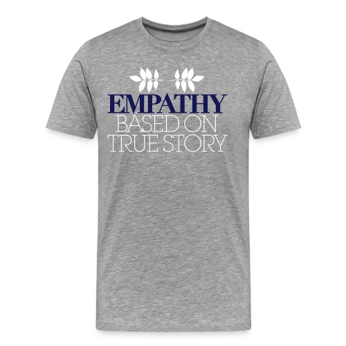 empathy story - Koszulka męska Premium