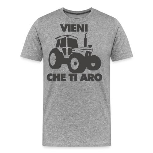 aro - Maglietta Premium da uomo