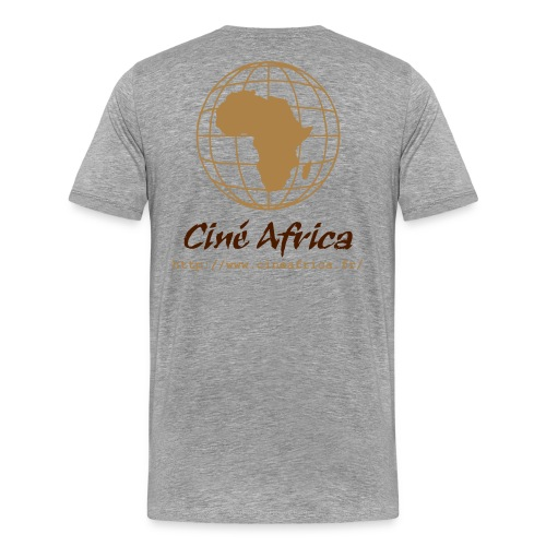 logo fin copie - T-shirt Premium Homme