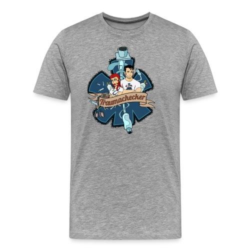 spread_nfs_front - Männer Premium T-Shirt