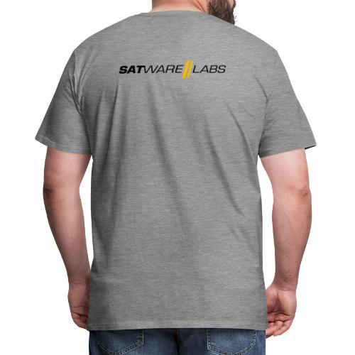 SATWARE//LABS - Männer Premium T-Shirt