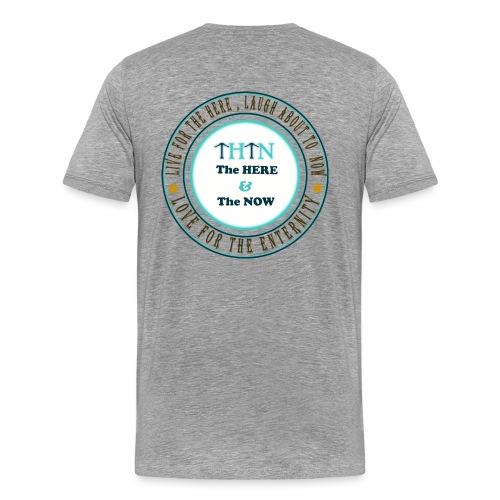 Live, Laugh, Love - Men's Premium T-Shirt