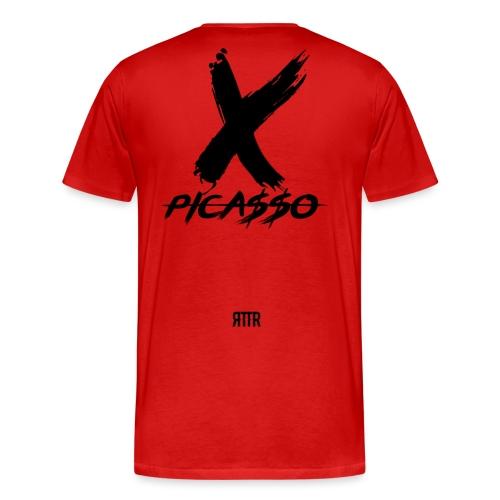 Picasso 2 - Männer Premium T-Shirt