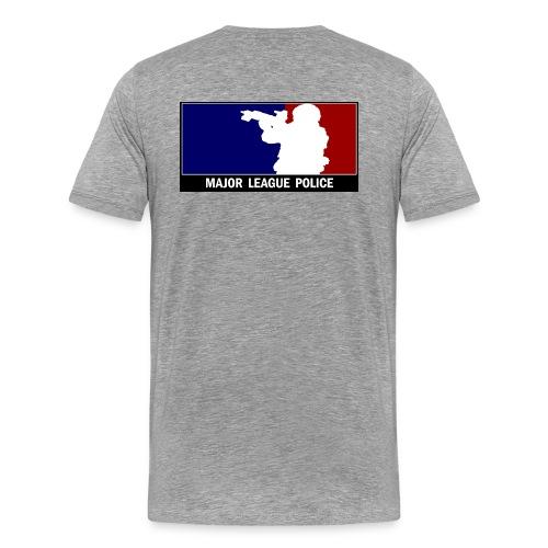 Major League Police - Männer Premium T-Shirt