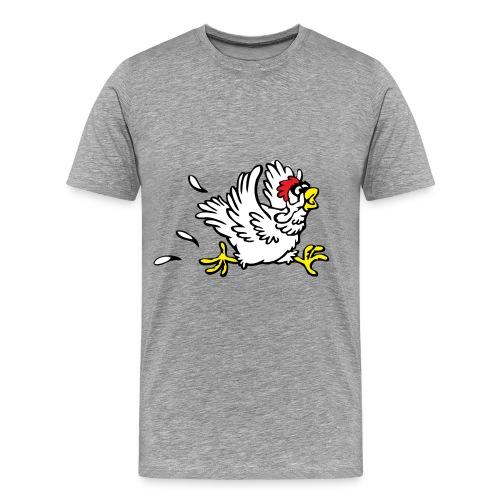 hendl 01 png - Männer Premium T-Shirt