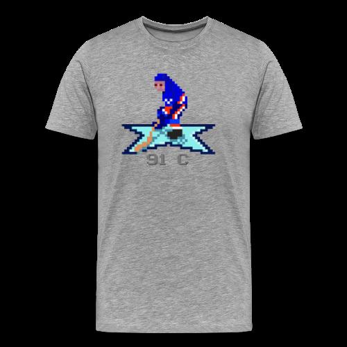 JT Retro 94 - Premium-T-shirt herr