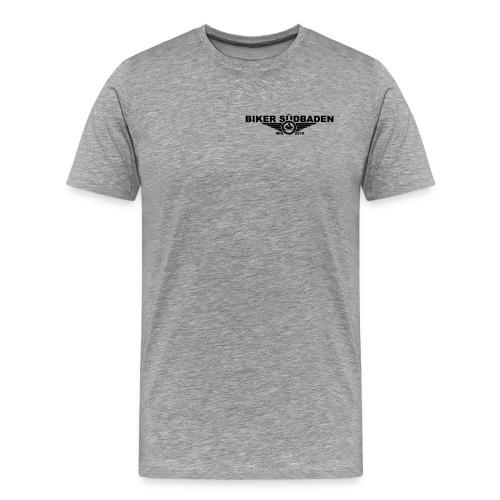 BIKER SÜDBADEN MIG - Männer Premium T-Shirt
