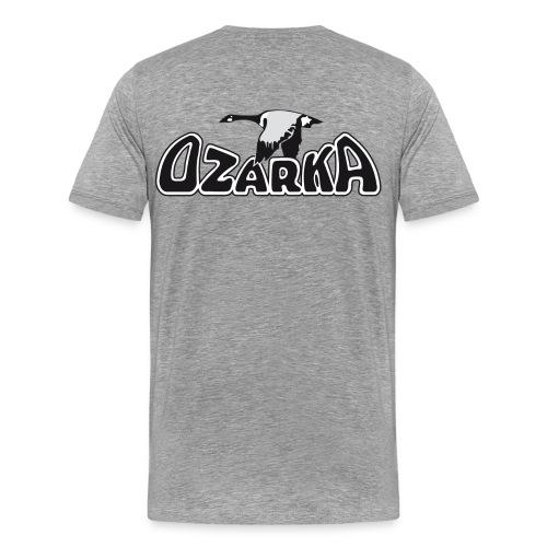 Ozarka_T-Shirt_600dpi - Männer Premium T-Shirt