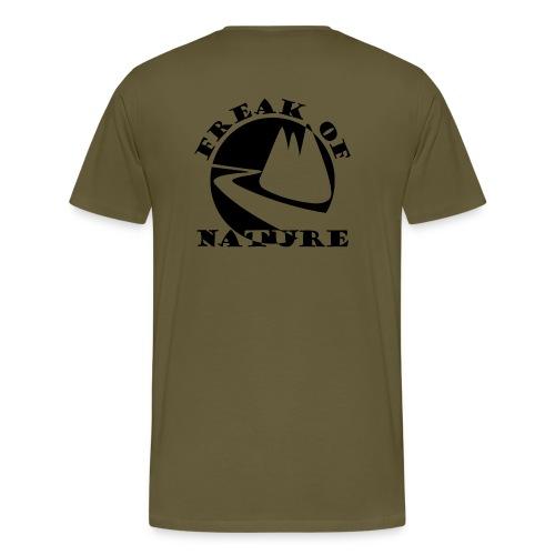 Interessen Hobby Natur - Männer Premium T-Shirt