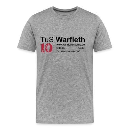 BorchersFront - Männer Premium T-Shirt