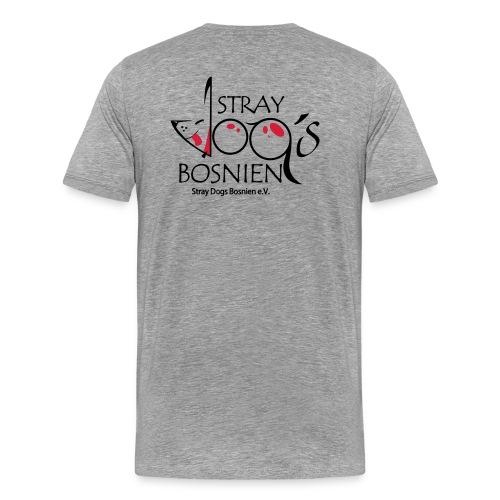 Bosnien - Männer Premium T-Shirt