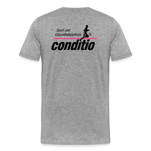 conditio_neu_vektor - Männer Premium T-Shirt