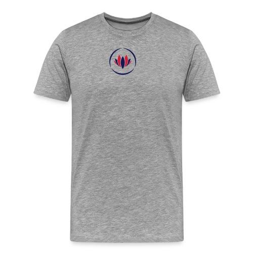 Signet, ohne Text - Männer Premium T-Shirt