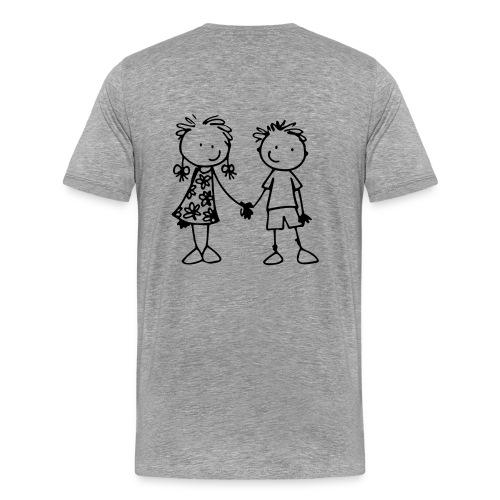 logo_Arbon_klein - Männer Premium T-Shirt