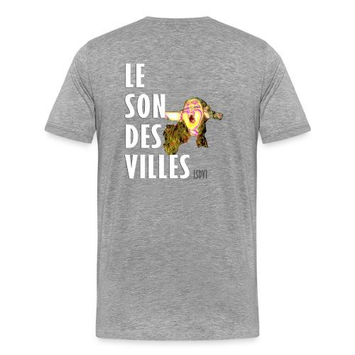 Le Son Des VIlles - T-shirt Premium Homme