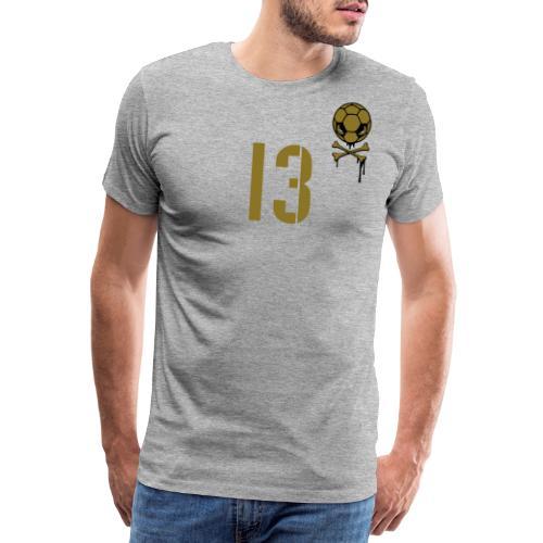 Debakel 13 - Männer Premium T-Shirt