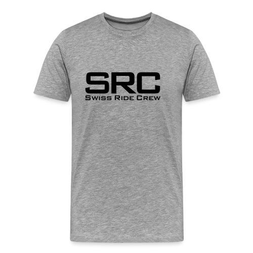 SRC T-Shirt Neongrün - Männer Premium T-Shirt