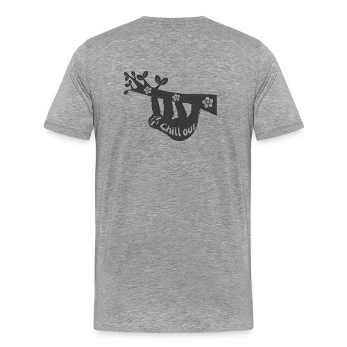 Chill out - Männer Premium T-Shirt
