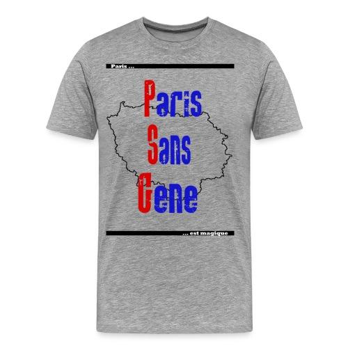 new Idea 13813216 - T-shirt Premium Homme