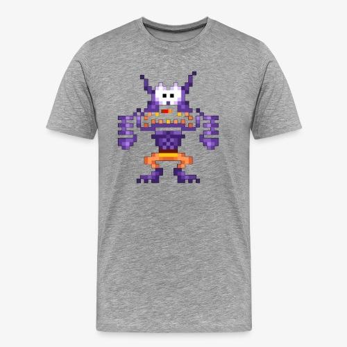 WB 6 png - Männer Premium T-Shirt