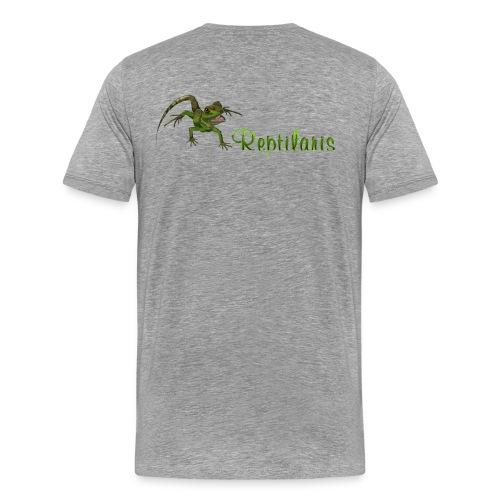 Reptilaris - T-shirt Premium Homme