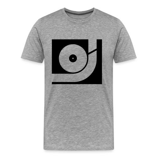 Oj Logo - Männer Premium T-Shirt
