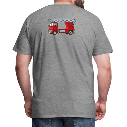 Drehleiter - Männer Premium T-Shirt
