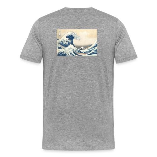 Ocean - Premium-T-shirt herr