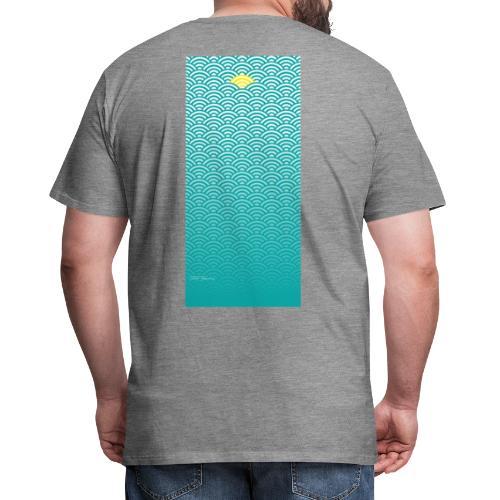 Circuluz japoneziuz - Camiseta premium hombre
